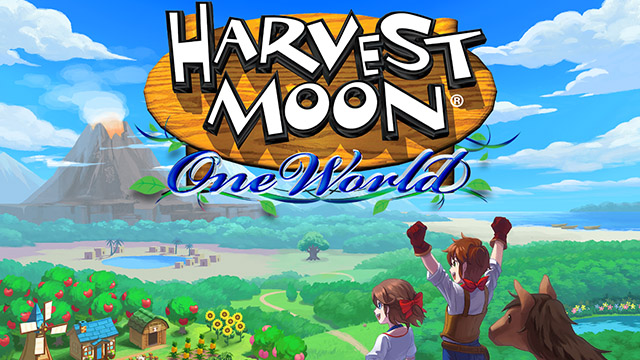 Harvest Moon : One World – Disponible dès aujourd'hui!