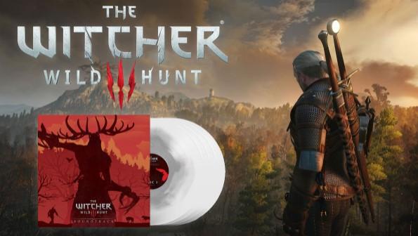 The Witcher 3 – Une sortie vinyle pour l'OST du Sorceleur