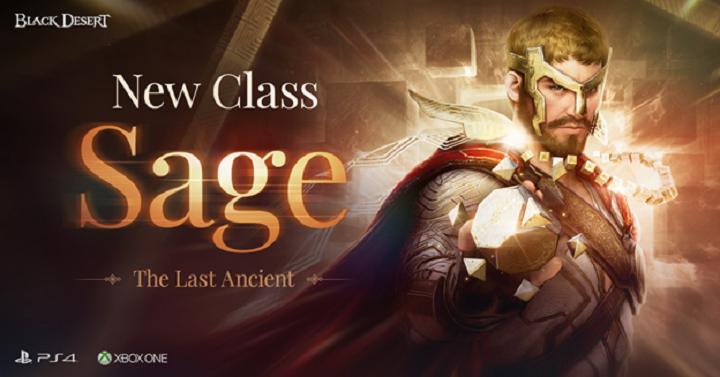 Black Desert Console – La classe Sage arrive avec de nouveaux événements