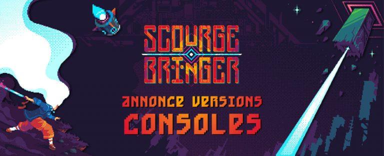 ScourgeBringer – Le jeu s'invite sur PlayStation 4 et PS Vita