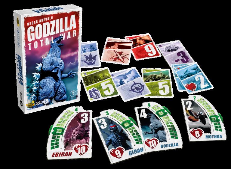 Godzilla Total War – Vivez une bataille épique et devenez le plus puissant des Kaijus !