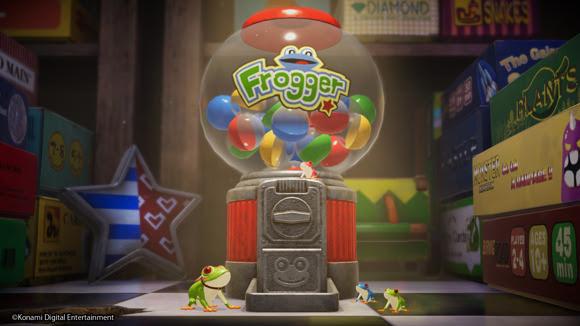 Frogger in Toy Town – Le Mode Endurance classé est désormais disponible