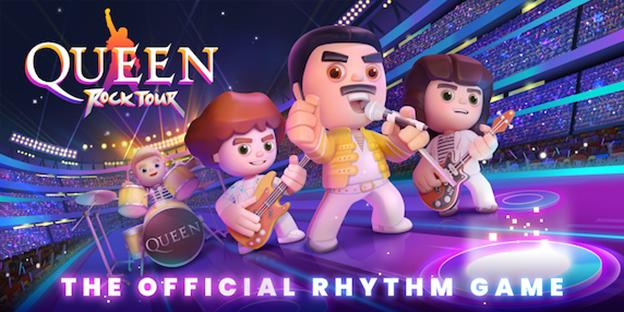 Queen: Rock Tour – Devenez une rock star sur Android / iOS !