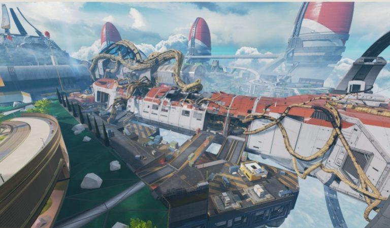 Apex Legends : Postérité – EA dévoile les changements de la carte Olympus