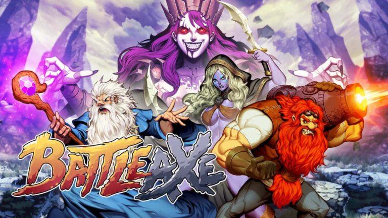 Battle Axe – Le hack & slash est disponible sur PS4 et Switch