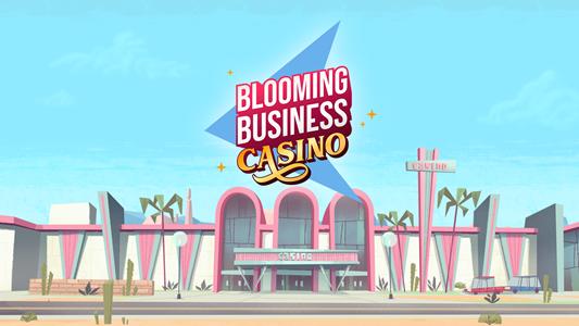 Blooming Business: Casino – Le 1er jeu indé de chez Homo Ludens se dévoile