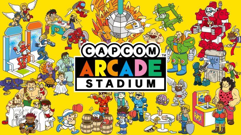 Capcom Arcade Stadium – La collection arrive sur PS4, Xbox One et PC !