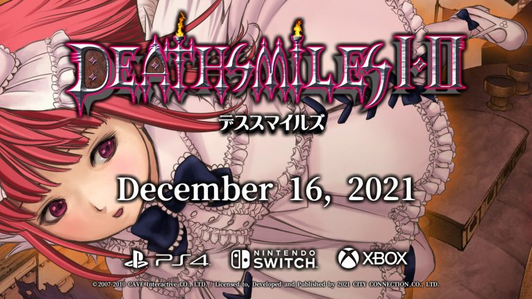 Deathsmiles I & II – Lancement prévu pour le 16 décembre au Japon