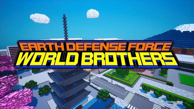 Earth Defense Force Worlds Brothers – Le jeu sortira sur Nintendo Switch, PlayStation 4 et sur Steam le 27 mai 2021