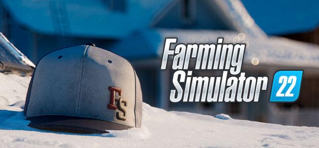 Farming Simulator 22 – La sortie est annoncée pour fin 2021