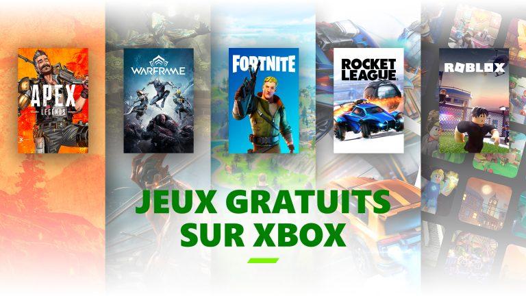 Xbox – Il est désormais possible de jouer à 50 jeux en ligne sans abonnement Xbox Live Gold