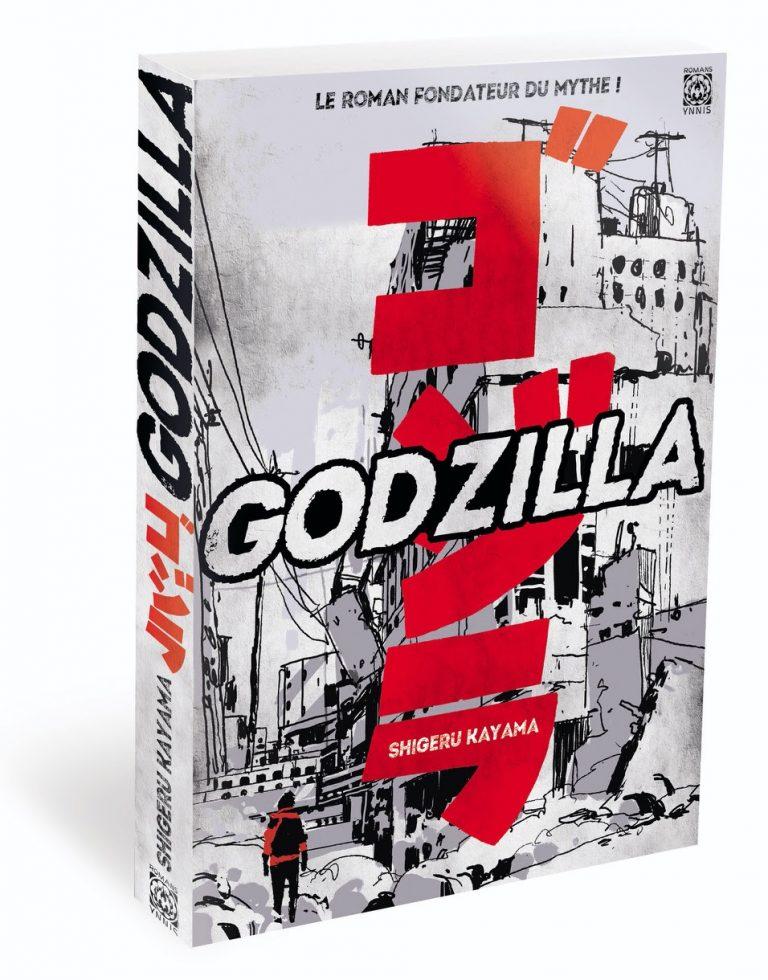 Godzilla – Le roman mythique voit sa première diffusion française