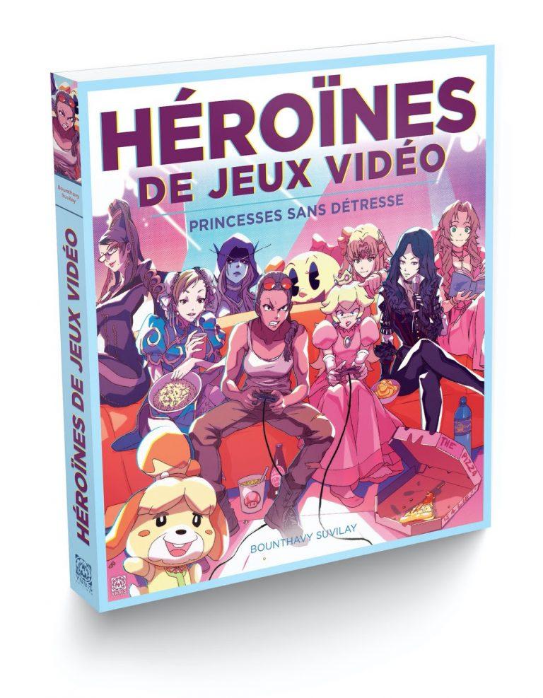 Héroïnes de jeux vidéo, Princesses sans détresse – L'histoire du jeu vidéo à travers ses héroïnes