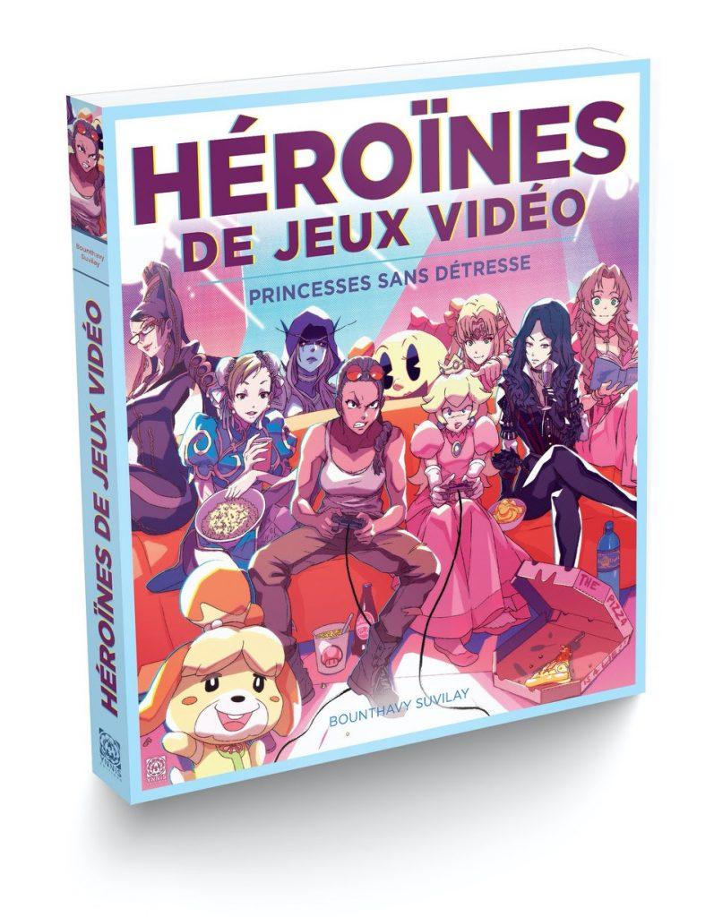 Héroïnes de Jeux vidéo 1