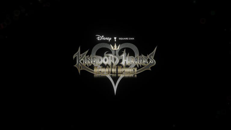 Test – Kingdom Hearts: Melody of Memory