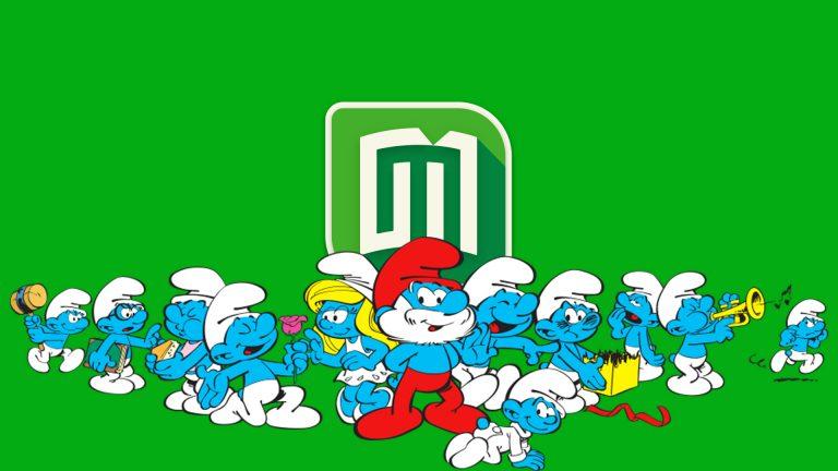 Les Schtroumpfs – L'éditeur Microids et la société IMPS signent ensemble un contrat