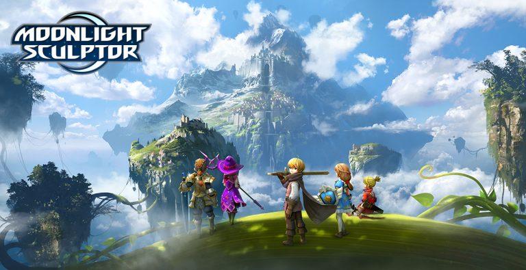 Moonlight Sculptor – Le jeu atteint 1 million de téléchargements 9 jours après sa sortie mondiale