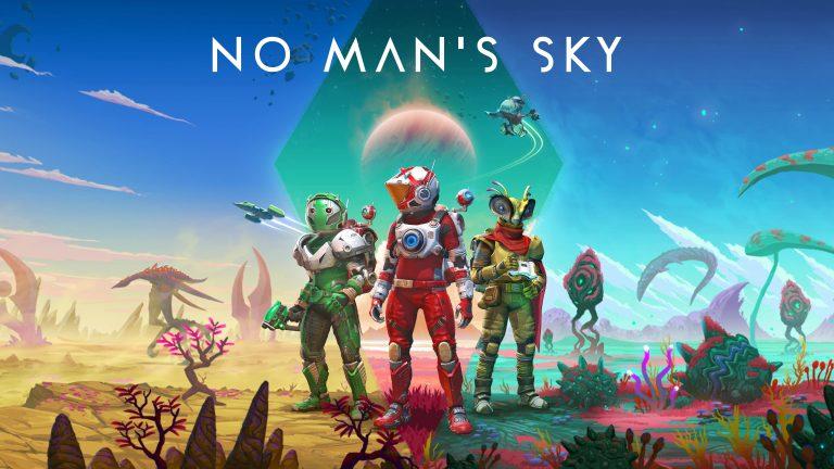 No Man's Sky – Le plein de nouveautés avec l'arrivée de la nouvelle extension