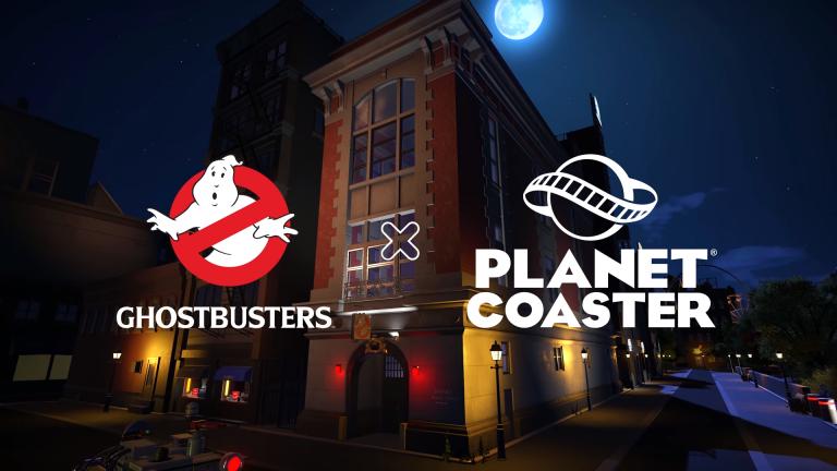 Planet Coaster : Console Edition – Faites votre cinéma et Chassez les fantômes dès le 29 avril