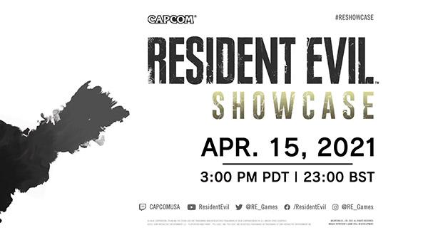 Resident Evil Showcase – Capcom nous donne rendez-vous le 16 avril à minuit