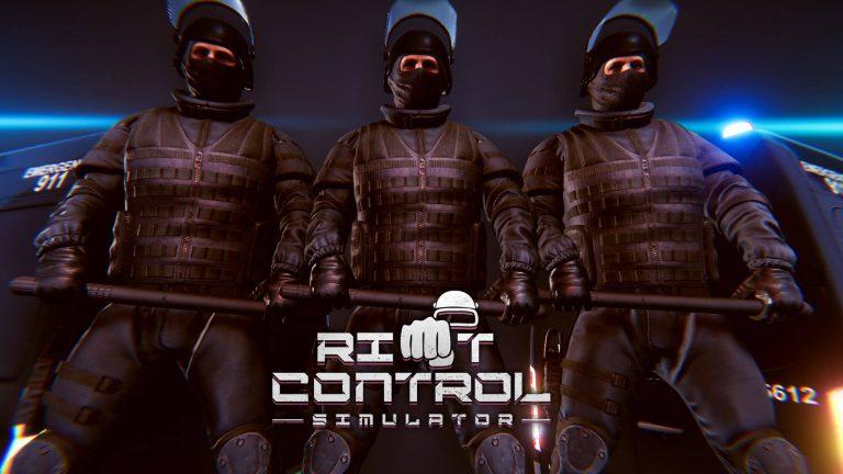 Riot Control Simulator – Vous propose de faire maintien de l'ordre sur consoles et PC