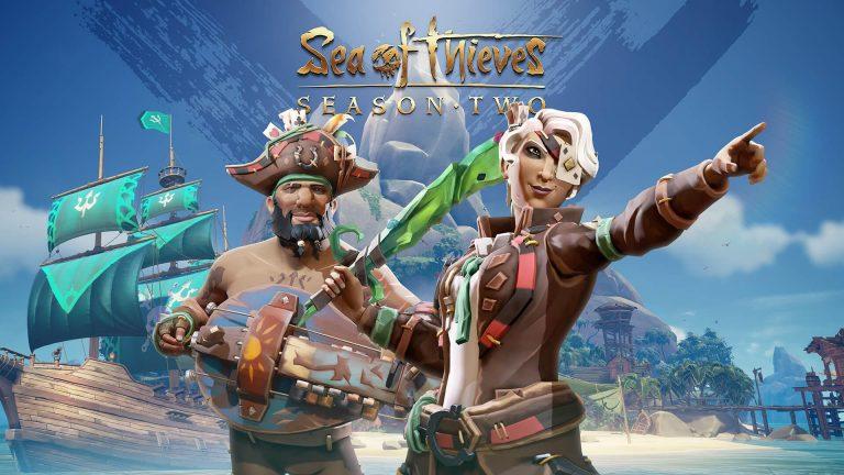 Sea of Thieves – La saison est désormais disponible sur PC , Xbox One et Xbox Series X