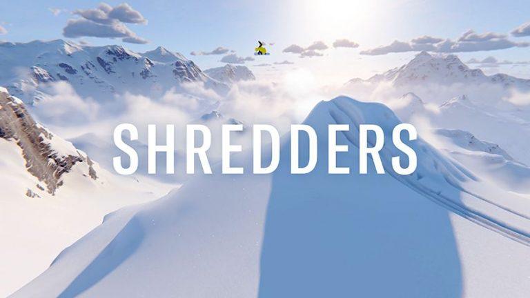 Shredders – Le jeu de snowboard exclusif à la Xbox Series X/S refait parler de lui en vidéo