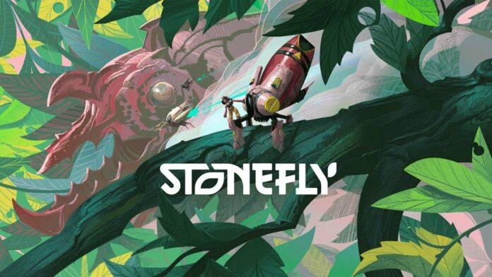 Stonefly – Une toute nouvelle vidéo pour découvrir l'histoire du jeu