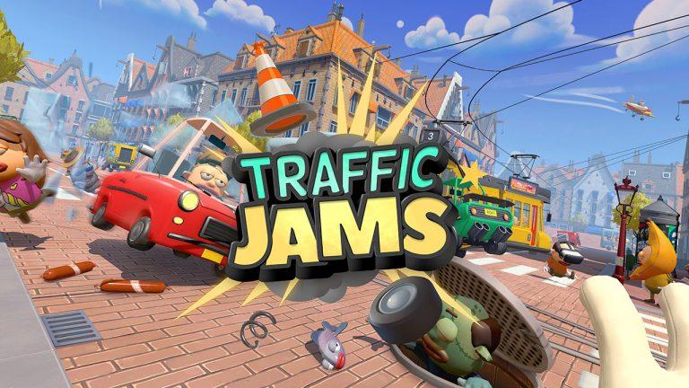 Traffic Jams – Le jeu est désormais disponible sur Oculus Quest et PC VR !