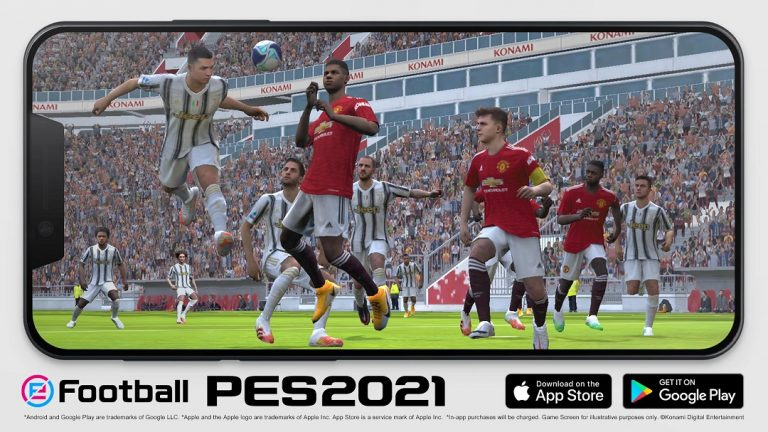 eFootball PES 2021 Mobile – Le jeu dépasse les 400 millions de téléchargements iOS et Android