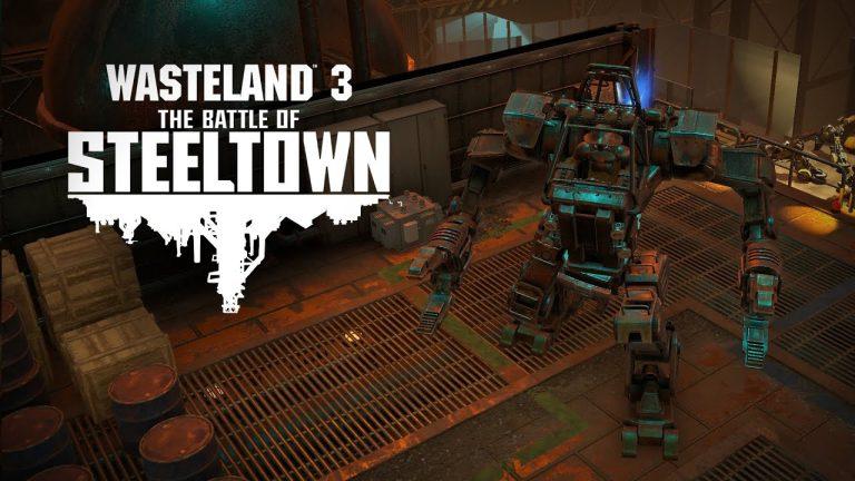 Wasteland 3 – Découvrez le premier DLC baptisé The Battle of Steeltown !