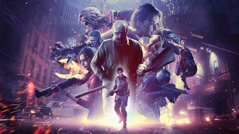 Resident Evil Re: Verse – Retardé jusqu'à l'été 2021