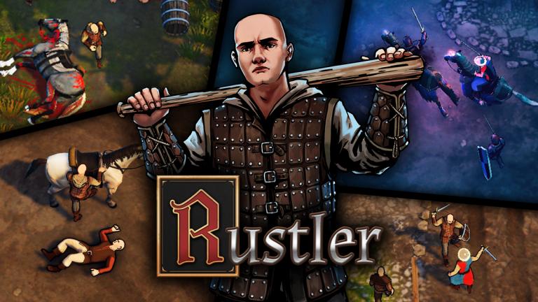 RUSTLER – Gagnez la couronne ou mettez le royaume à sac !