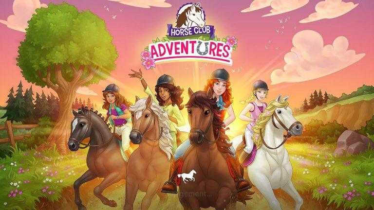 TEST – Horse Club Adventures