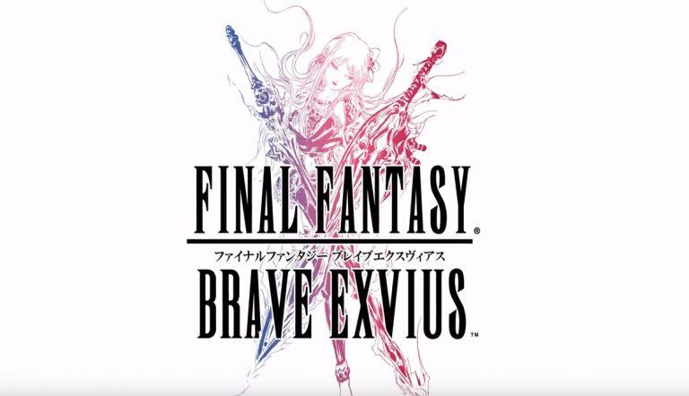 Final Fantasy Brave Exvius – Une collaboration avec Full Metal Alchemist