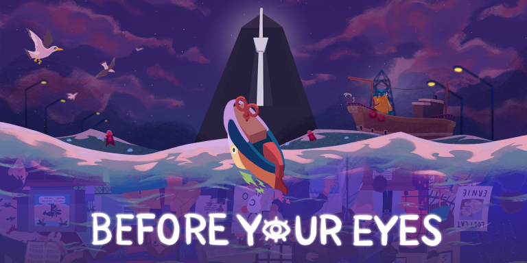 TEST – Before your Eyes