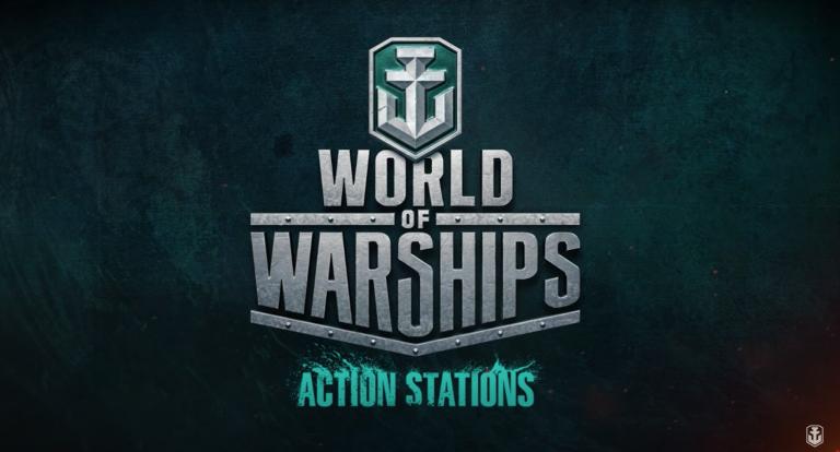 World of Warships – Le jeu héberge la plus grande exposition navale au monde à l'occasion de la Journée des musées