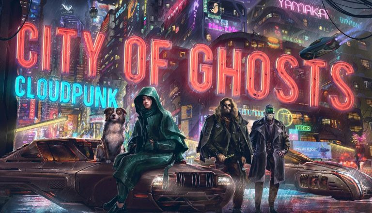 TEST – Cloudpunk : City of Ghosts