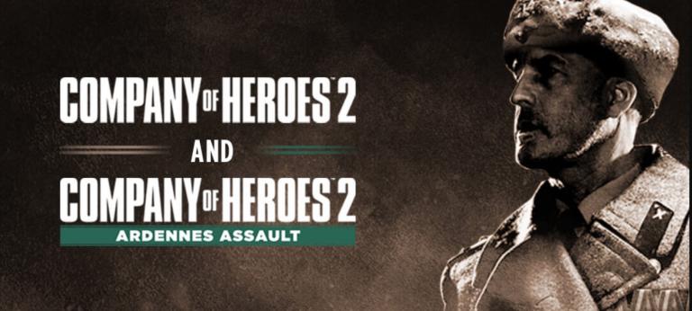 Company of heroes 2 – Offert en téléchargement jusqu'à lundi via Steam