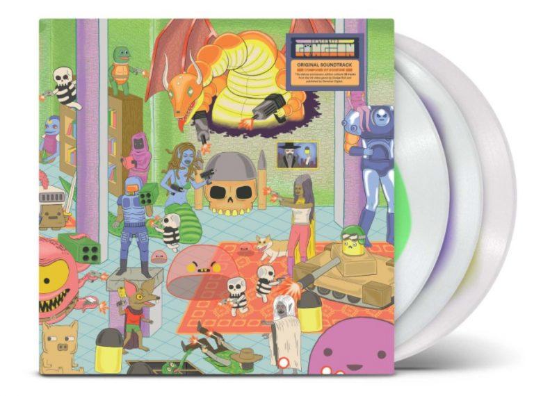 Enter The Gungeon – Une édition vinyle collector pour les 5 ans du jeu