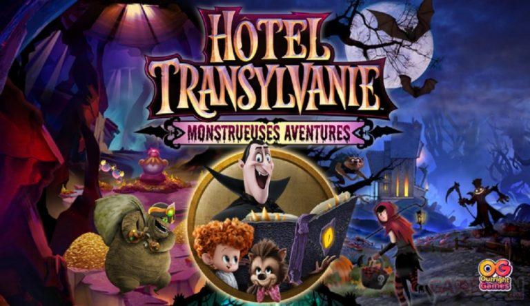 Hotel Transylvanie : Monstrueuses Aventures – Une sortie prévu sur PC et consoles pour Halloween 2021