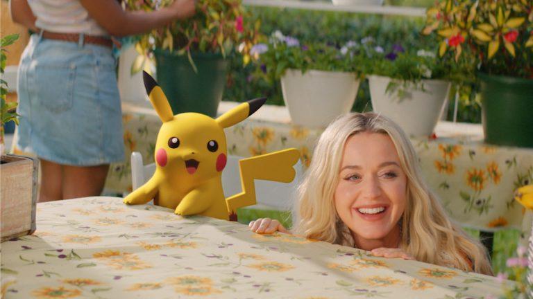 Pokénews – Le clip Electric de Katy Perry est disponible !