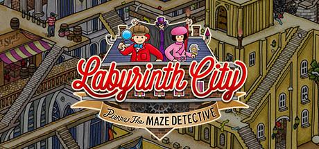Labyrinth City: Pierre the Maze Detective – Découvrez ce charmant jeu d'aventure en démo les 13 et 14 mai sur Steam