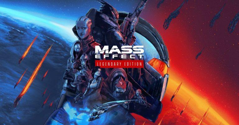 Mass Effect: Édition Légendaire – Sauvez la galaxie en 4K Ultra HD