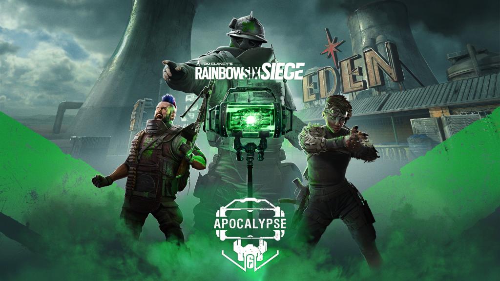 ainbow Six Siege Apocalypse