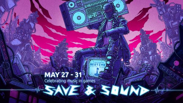 Save & Sound – Le festival de musique consacré au jeu vidéo