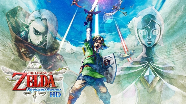 The Legend of Zelda: Skyward Sword HD – L'amiibo Zelda & Célestrier dévoilé