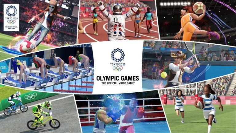 Jeux Olympiques de Tokyo 2020 – Le jeu vidéo officiel – Le jeu débarque en juin sur consoles et PC