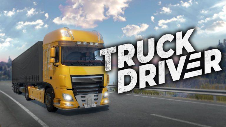 Truck Driver – le 27 mai sur PC