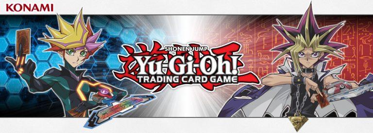 Yu-Gi-Oh! – Les montres légendaires sont de retour dans jeu de cartes à jouer !